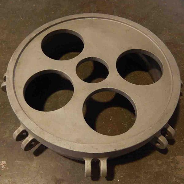 Filtration part –  750 mm dimension